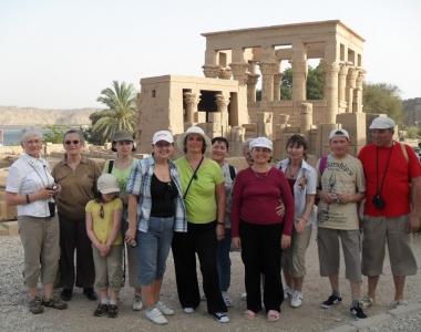 Сакральное путешествие в Египет